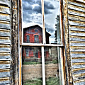 Bannack Mt. 6 by Susan Kinney