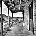 Bannack Mt. 8 by Susan Kinney
