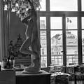Banquet Room At The Musee D Orsay by John Rivera