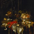 Banquet Still Life by Celestial Images