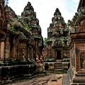 Banteay Srei Temple by Roam  Images