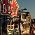 Bar Harbor At Dawn by Diane Greco-Lesser