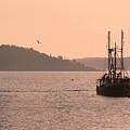 Bar Harbor Sunrise by Brian M Lumley