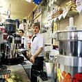 Bar Italia London by Brian Benson