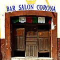 Bar Salon Corona by Mexicolors Art Photography