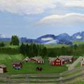 Bar U Ranch by Linda Feinberg