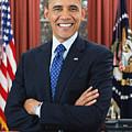 Barack Obama by Celestial Images