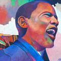 Barack Obama by Glenford John