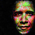 Barack Obama by Svelby Art