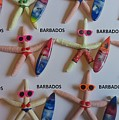Barbados Starfish  Surfers by Sterlin Blackman