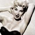 Barbara Nichols, Vintage Actress By John Springfield by John Springfield