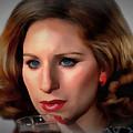 Barbara Streisand Collection - 1 by Sergey Lukashin