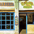 Barber Shop by Dominic Piperata