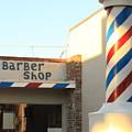 Barber Shop by Troy Montemayor