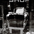 Barber Shop Window by Filipe N Marques