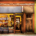 Barber - Towne Barber Shop by Mike Savad