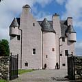 Barcaldine Castle by Smart Aviation