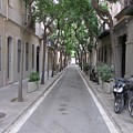 Barcelona Barrio by Kat Cortez