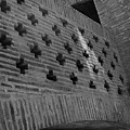 Barcelona Brick Wall by Toby McGuire