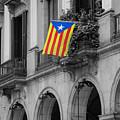 Barcelona - Estelada by Andrea Mazzocchetti