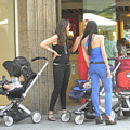 Barcelona Moms by Marwan George Khoury