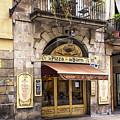 Barcelona Pizzeria by Georgia Fowler