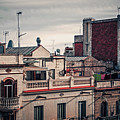 Barcelona Roofscape by Alexander Voss