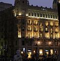 Barcelona Spain by Henri Irizarri