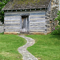 Bardstown Log School House by Brooke Roby