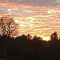 Barium Springs, Nc Sunset by Pete Lester    Art Collector