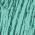 Bark Texture Turquoise by Eddie Barron