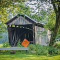 Barkhurst Covered Bridge  by Jack R Perry