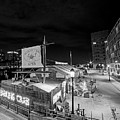 Barking Crab Boston Ma Black And White by Toby McGuire