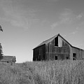 Barn And Windmill II by Dylan Punke