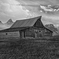 Barn by Bill Hosford