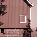 Barn Detail by Jame Hayes