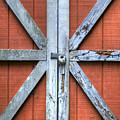 Barn Door 2 by Dustin K Ryan