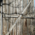 Barn Door 994 by Ericamaxine Price