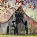 Barn Of The Indian Summer by Lynn Sprowl