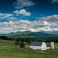 Barn In The Valley by Joye Ardyn Durham