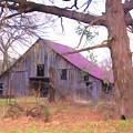 Barn In The Valley by Susan Crossman Buscho