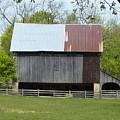 Barn Of Fair Hill by Donald C Morgan