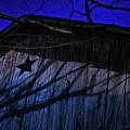 Barn Shadows by Mark Dottle