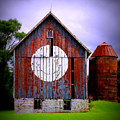 Barn Smile by Perry Webster