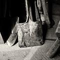 Barn Tools by Wilma  Birdwell
