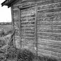 Barn Wall by Kathy McCabe