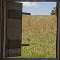 Barn Window View by Steven Natanson