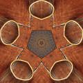 Barn Wood Kaleidoscope 2  by Peter J Sucy