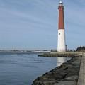 Barnegat Lighthouse by Amanda Lenard