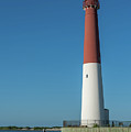 Barnegat Lighthouse And Inlet New Jersey by Terry DeLuco